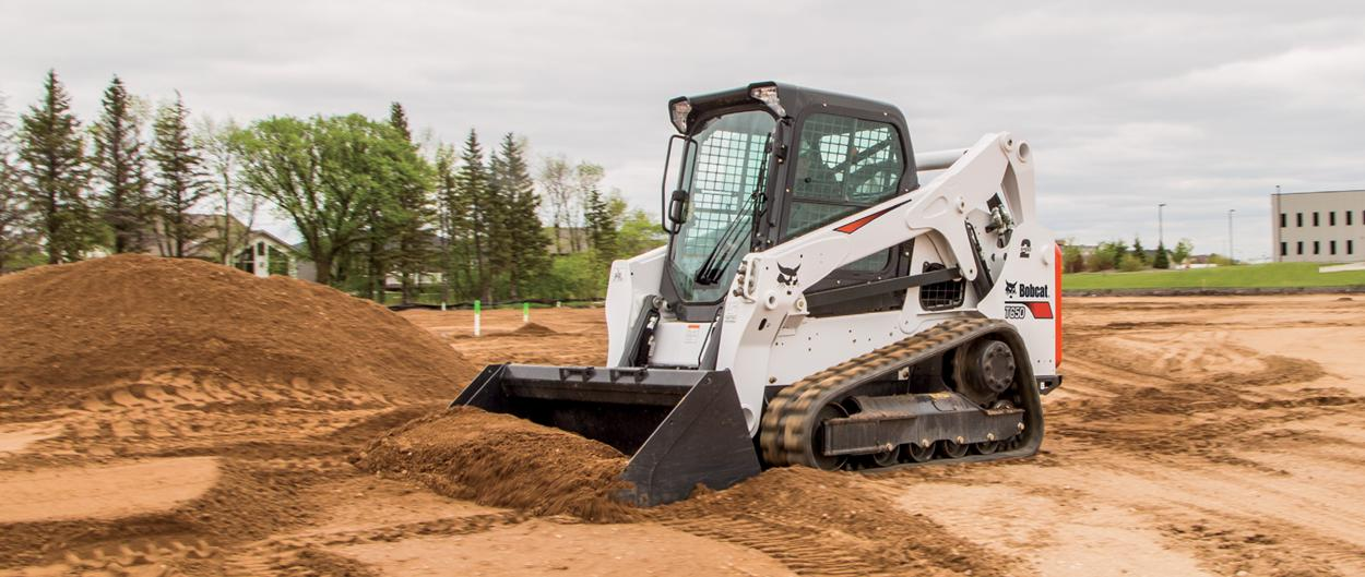 T650 Compact Track Loader Features - Bobcat Company