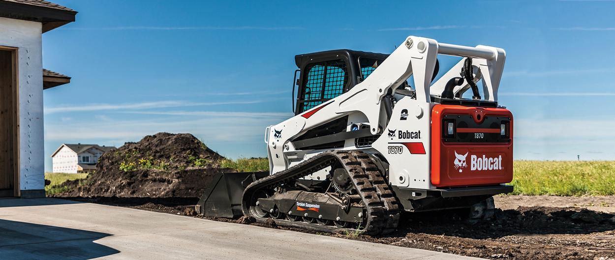 T870 Compact Track Loader - Bobcat Company